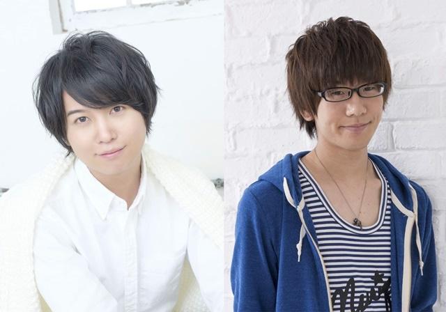TVアニメ『ピアノの森』斉藤壮馬&花江夏樹登壇のBD&DVDBOX発売記念イベントが開催決定