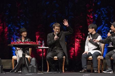 TVアニメ『狐狸之声(きつねのこえ)』が10月よりTOKYO MXほかで放送・配信決定! 河西健吾さん、菅沼久義さん、日野聡さん、香里有佐さんらが出演-3