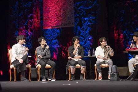 TVアニメ『狐狸之声(きつねのこえ)』が10月よりTOKYO MXほかで放送・配信決定! 河西健吾さん、菅沼久義さん、日野聡さん、香里有佐さんらが出演-4