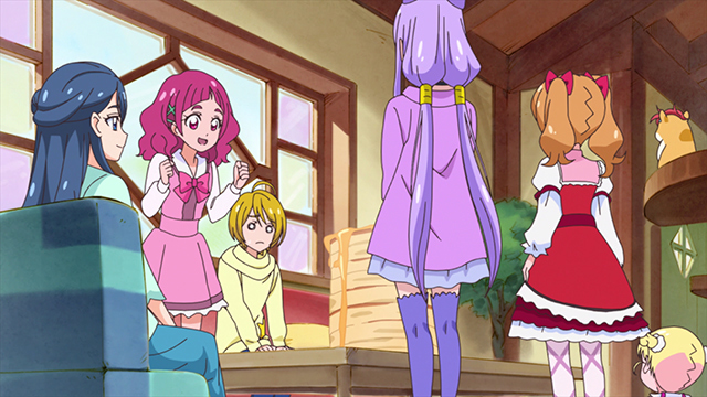 『HUGっと!プリキュア』第39話より先行場面カット到着!