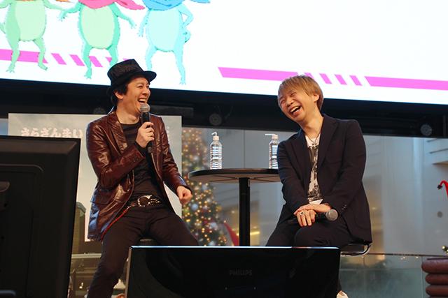 アニメ『さらざんまい』ステージレポート【AGF2018】
