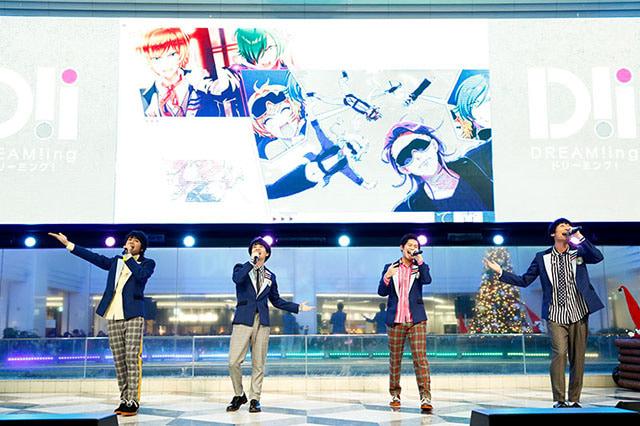 『DREAM!ing』AGF2018ステージ公式レポ
