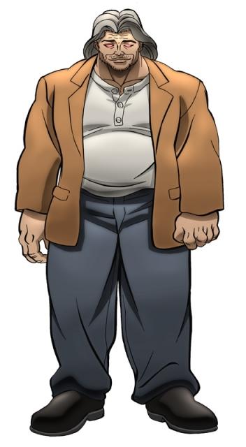 『バキ』村瀬歩さん、保志総一朗さんら声優陣が演じる新キャラクター情報公開!第20話「SAGA」の生オーディオコメンタリーなどを行うトークイベントも開催決定-4