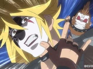 テレビアニメ『学園BASARA』より第7話「燃え上がれ!BASARA祭」のあらすじ&先行場面カットが到着! 一日目の文化祭で政宗と幸村が出店で対決!