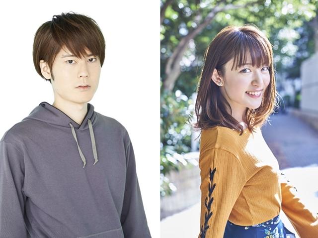 声優・内山昂輝&小松未可子が出演する『revisions リヴィジョンズ』第2回ニコ生特番が決定