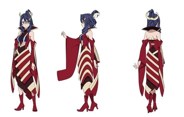 タツノコプロ創立55周年企画オリジナルアニメーション『エガオノダイカ』第一弾メインキャラクター&キャスト公開! キャストコメントも到着-4