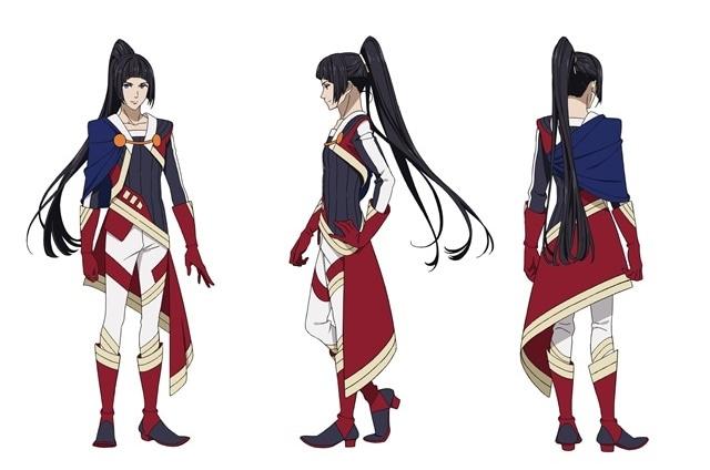 タツノコプロ創立55周年企画オリジナルアニメーション『エガオノダイカ』第一弾メインキャラクター&キャスト公開! キャストコメントも到着