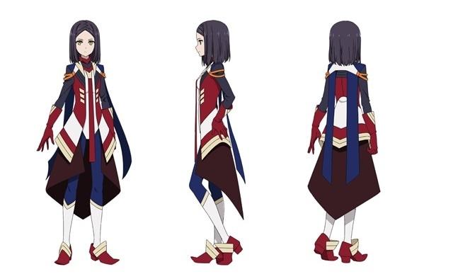 タツノコプロ創立55周年企画オリジナルアニメーション『エガオノダイカ』第一弾メインキャラクター&キャスト公開! キャストコメントも到着-7