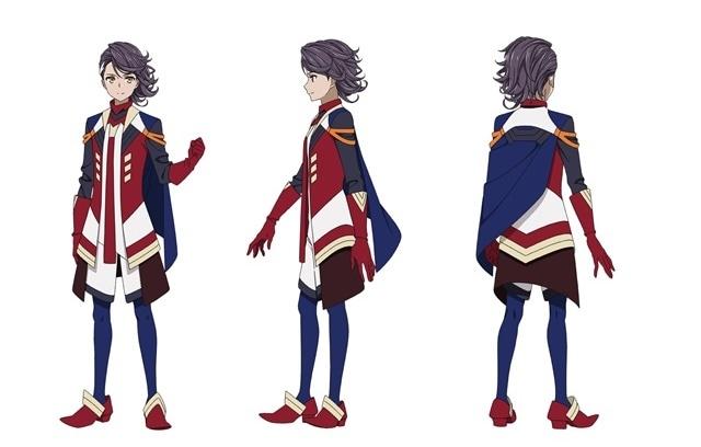 タツノコプロ創立55周年企画オリジナルアニメーション『エガオノダイカ』第一弾メインキャラクター&キャスト公開! キャストコメントも到着-8