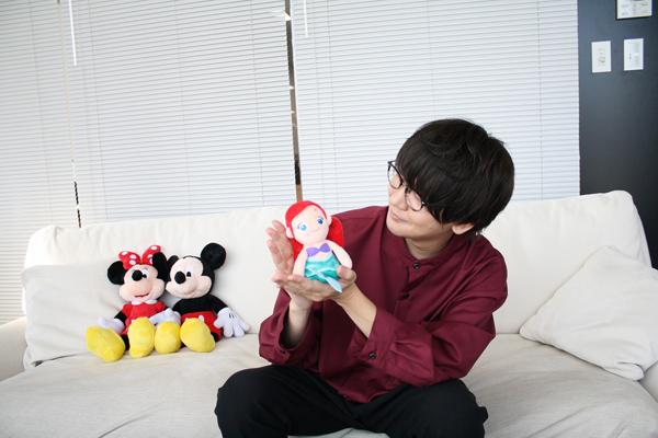 Disney 声の王子様-3
