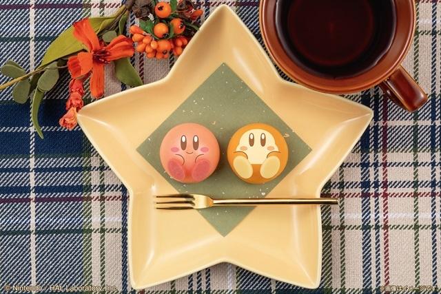 『星のカービィ』もちもち和菓子が全国のローソンで発売決定