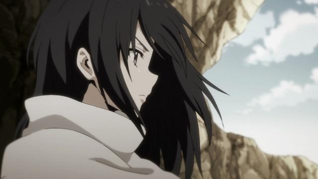 TVアニメ『転生したらスライムだった件』より、第7話「爆炎の支配者」の場面カット&あらすじが到着! シズの体を乗っ取ったイフリートが暴走を始める-2