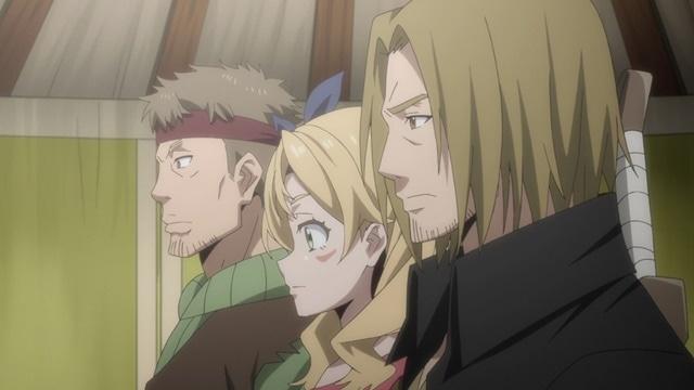 TVアニメ『転生したらスライムだった件』より、第7話「爆炎の支配者」の場面カット&あらすじが到着! シズの体を乗っ取ったイフリートが暴走を始める-4