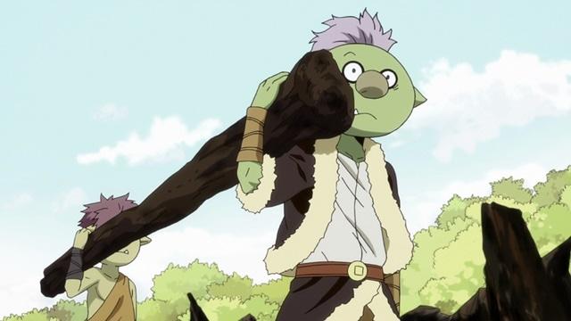TVアニメ『転生したらスライムだった件』より、第7話「爆炎の支配者」の場面カット&あらすじが到着! シズの体を乗っ取ったイフリートが暴走を始める-10