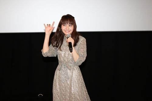 中島愛が登壇した『劇場版マクロスF~サヨナラノツバサ~』MX4D®版舞台挨拶をレポート