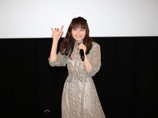 中島愛さんにとって『マクロスF』は原点であり奇跡!『劇場版マクロスF~サヨナラノツバサ~』MX4D®版舞台挨拶をレポート!