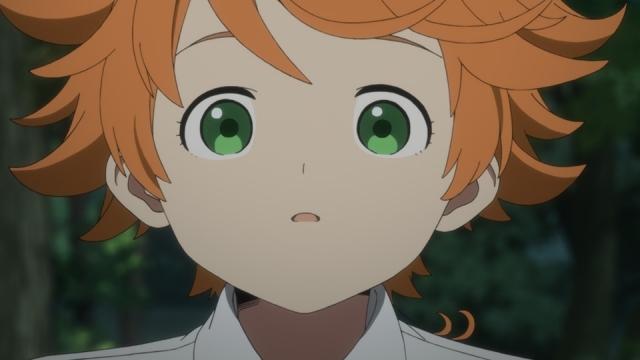 『約束のネバーランド』アニメ本編映像初披露のCM第2弾が公開