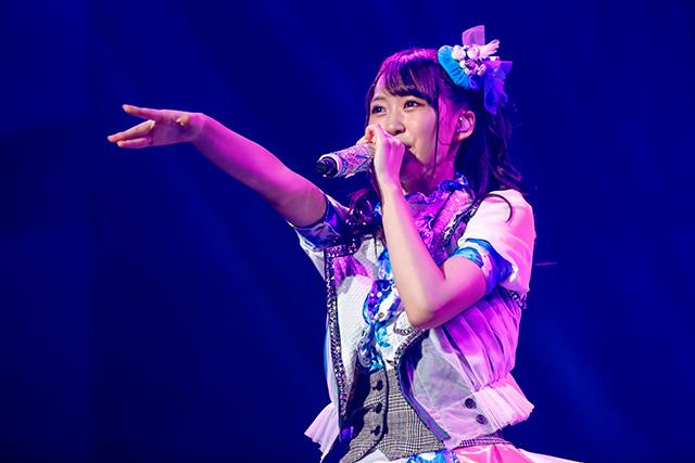 """『i☆Ris』次に目指すのは""""東京ドーム""""という『Happy New World☆』だ。『i☆Ris 6th Anniversary Live ~Lock on♡ 無理なんて言わせないっ!~』レポ-7"""