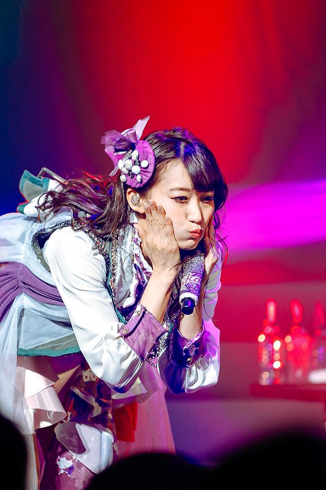 """『i☆Ris』次に目指すのは""""東京ドーム""""という『Happy New World☆』だ。『i☆Ris 6th Anniversary Live ~Lock on♡ 無理なんて言わせないっ!~』レポ-10"""