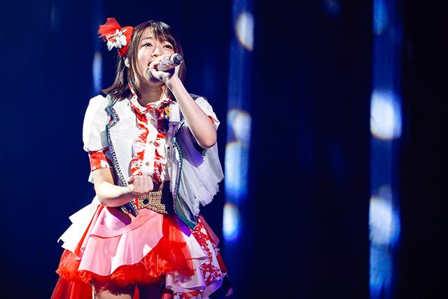 """『i☆Ris』次に目指すのは""""東京ドーム""""という『Happy New World☆』だ。『i☆Ris 6th Anniversary Live ~Lock on♡ 無理なんて言わせないっ!~』レポ-9"""