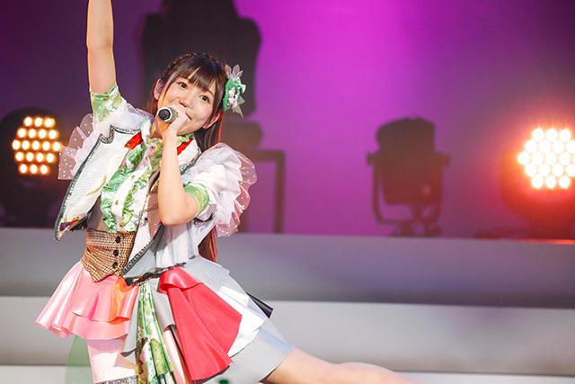 """『i☆Ris』次に目指すのは""""東京ドーム""""という『Happy New World☆』だ。『i☆Ris 6th Anniversary Live ~Lock on♡ 無理なんて言わせないっ!~』レポ-11"""