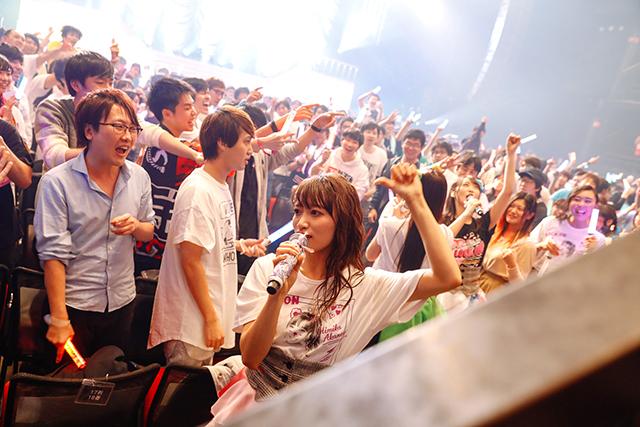 """『i☆Ris』次に目指すのは""""東京ドーム""""という『Happy New World☆』だ。『i☆Ris 6th Anniversary Live ~Lock on♡ 無理なんて言わせないっ!~』レポ-8"""