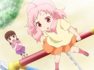 秋アニメ『アニマエール!』第7話の場面カット&あらすじが到着! 買い物後にひづめから、とある相談を持ちかけられる