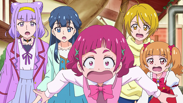 『HUGっと!プリキュア』第40話あらすじ・場面カット到着