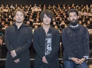 声優・細谷佳正さん&安元洋貴さんらが登壇した『メガロボクス』ベストバウト上映、TVシリーズ全13話中のベストエピソードを公開