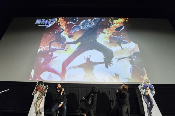 声優・細谷佳正さん&安元洋貴さんらが登壇した『メガロボクス』ベストバウト上映、TVシリーズ全13話中のベストエピソードを公開-7