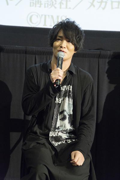 声優・細谷佳正さん&安元洋貴さんらが登壇した『メガロボクス』ベストバウト上映、TVシリーズ全13話中のベストエピソードを公開-9