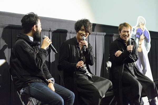 声優・細谷佳正さん&安元洋貴さんらが登壇した『メガロボクス』ベストバウト上映、TVシリーズ全13話中のベストエピソードを公開-10