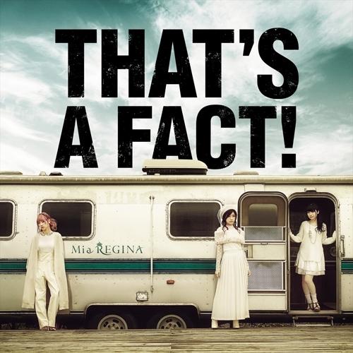 【アルバム】Mia REGINA/THAT'S A FACT!