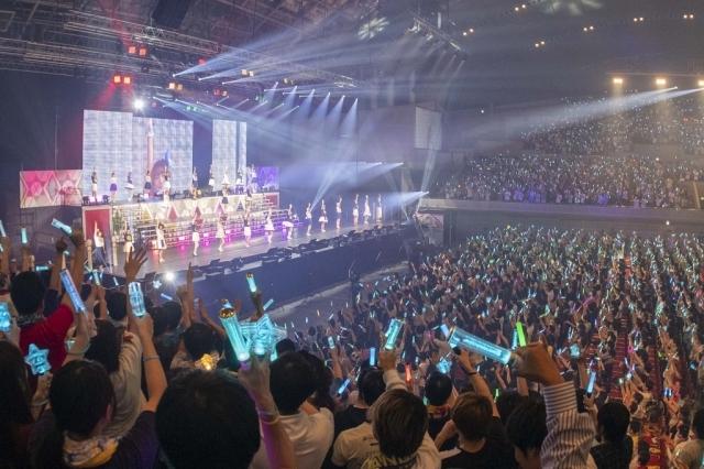 『ナナシス』4th Anniversary Liveレポート!今回のライブはフェス!