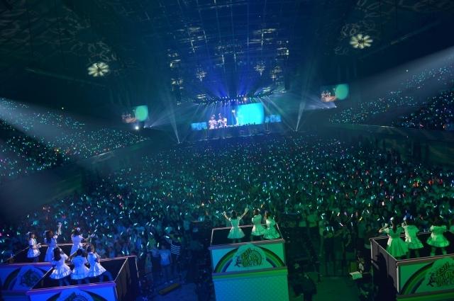 『Tokyo 7th シスターズ』4th Anniversary Liveレポート 今回の『ナナシス』ライブはフェス! 扉を開ければ、そこには笑顔が待っていた-17