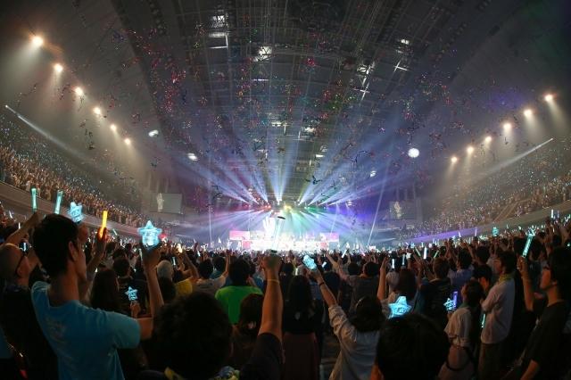 『Tokyo 7th シスターズ』4th Anniversary Liveレポート 今回の『ナナシス』ライブはフェス! 扉を開ければ、そこには笑顔が待っていた-18