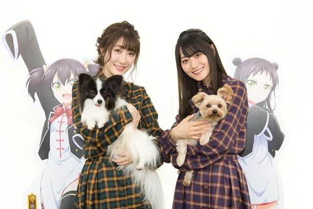 『寄宿学校のジュリエット』日高里菜・小倉唯のミニ番組が配信スタート