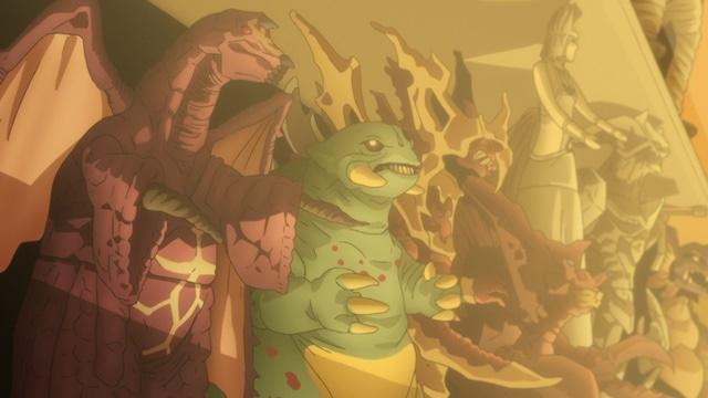 TVアニメ『SSSS.GRIDMAN』より、怪獣をこよなく愛する少女「新条アカネ」がねんどろいど(フィギュア)になって登場!【今なら17%OFF!】-24