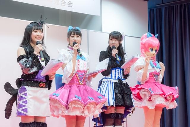 「プリパラ&キラッとプリ☆チャンAUTUMN LIVE TOUR み~んなでアイドルやってみた!」東京公演レポート|プリパラポリスとメルティックスターの掛け合いなど豪華な演出で会場が沸いた!-3