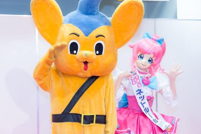 TVアニメ『キラッとプリ☆チャン』第43話先行場面カット・あらすじ到着!いつもの調子で番組にイタズラを仕掛けようとする、デヴィとルゥだったが……-10