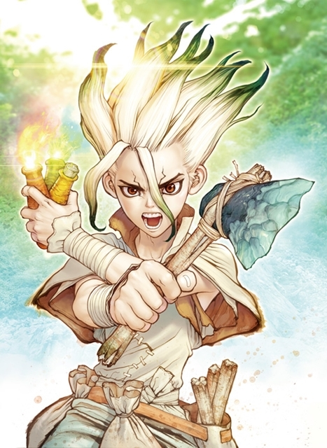 Dr.STONE-2