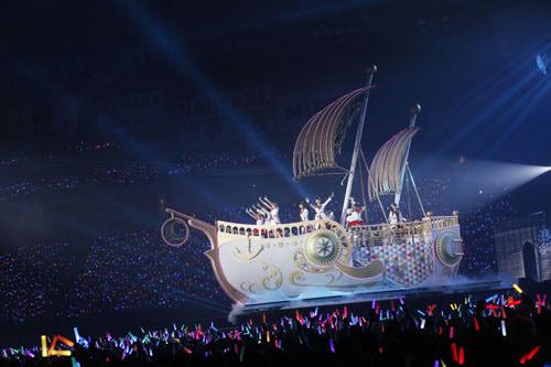 Aqours(『ラブライブ!サンシャイン!!』)と刀剣男士(ミュージカル『刀剣乱舞』)が、NHK紅白歌合戦の企画コーナーに出演決定-33