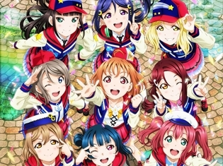劇場版『ラブライブ!サンシャイン!!The School Idol Movie Over the Rainbow』より本予告解禁! 第2弾ビジュアルも公開