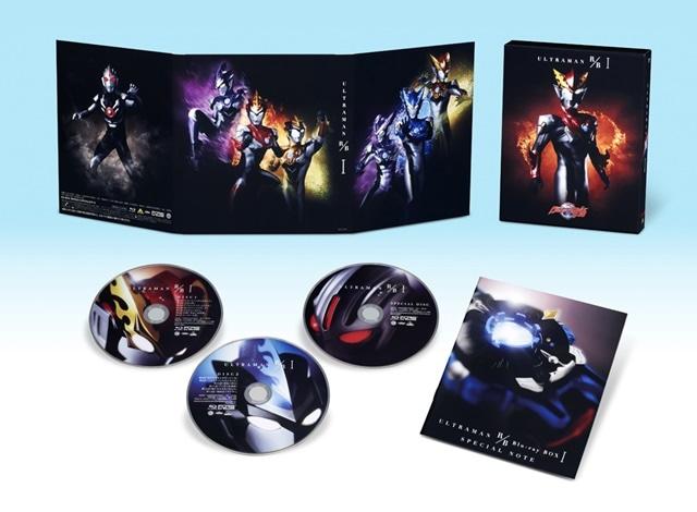 『ウルトラマンルーブ』BD BOX1巻が11月22日発売