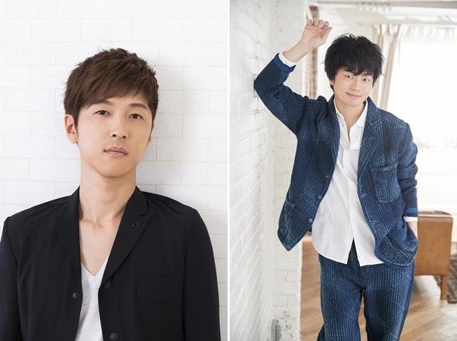声優・櫻井孝宏&福山潤からコメント到着 『夢100』×『しろくまカフェ』コラボ開催