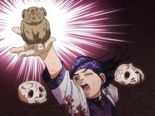 『ゴールデンカムイ』第二期より、ショートアニメ『ゴールデン動画劇場』第18話「エゾナキウサギ編」が1週間限定で公開!