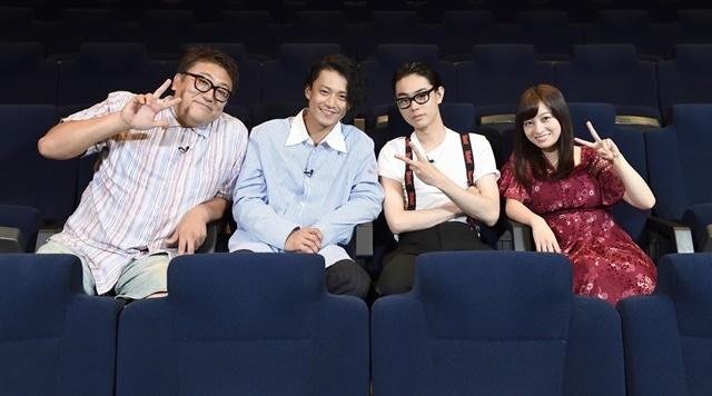 『銀魂2』小栗旬ら出演のビジュアルコメンタリーが公開