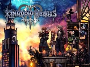 PS4『キングダム ハーツIII』(1月25日発売)アニメイトにて「『KINGDOM HEARTS III』繋がる物語フェア」が12月22日より開催!