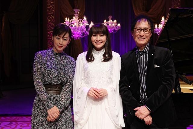 中島愛が11月22日放送の『西川貴教の僕らの音楽』に初出演!