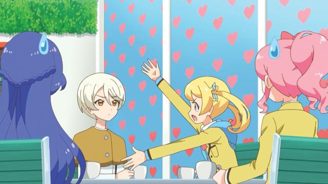 TVアニメ『キラッとプリ☆チャン』第34話先行場面カット・あらすじ到着!ユヅルの元に、人気絶頂のデュエットプリ☆チャンアイドルが突然、現れて……の画像-7
